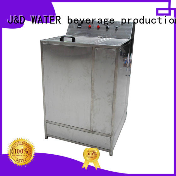 J&D WATER aseptic machine convenient for vinegar