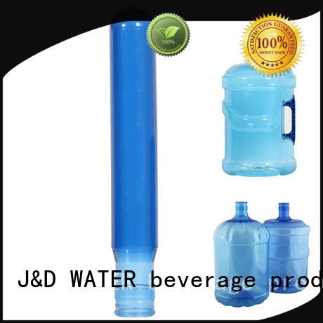 J&D WATER pet preform manufacturers best factory price free sample