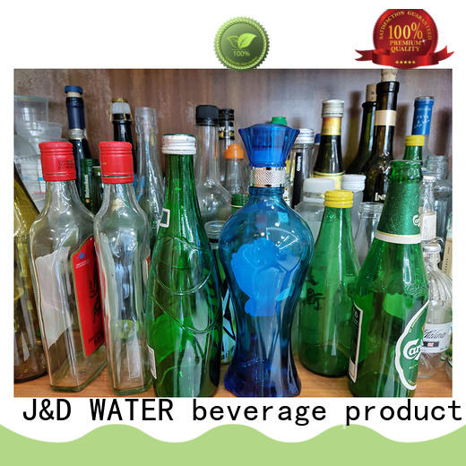 J&D WATER bottles wholesale top brand for water packing