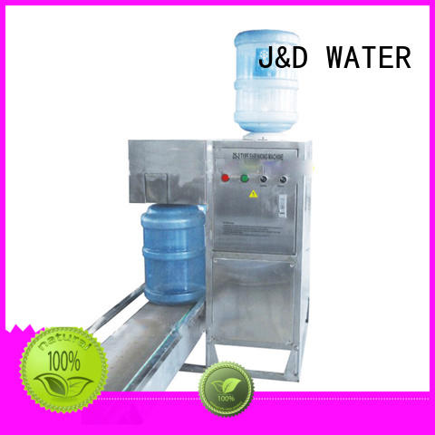 J&D WATER aseptic machine stainless steel for pure water
