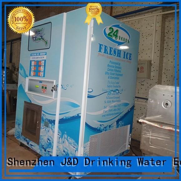 J&D WATER high efficiency best vending machines hot sale at best price