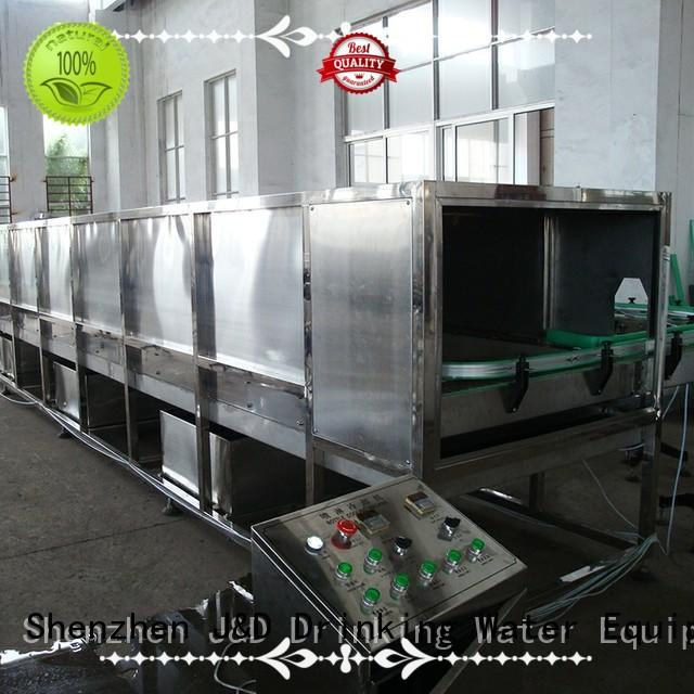 J&D WATER intelligent filling sealing machine factory for sauce