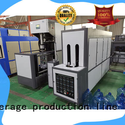 J&D WATER energy saving blow molding machines CE standard for plastic bottle