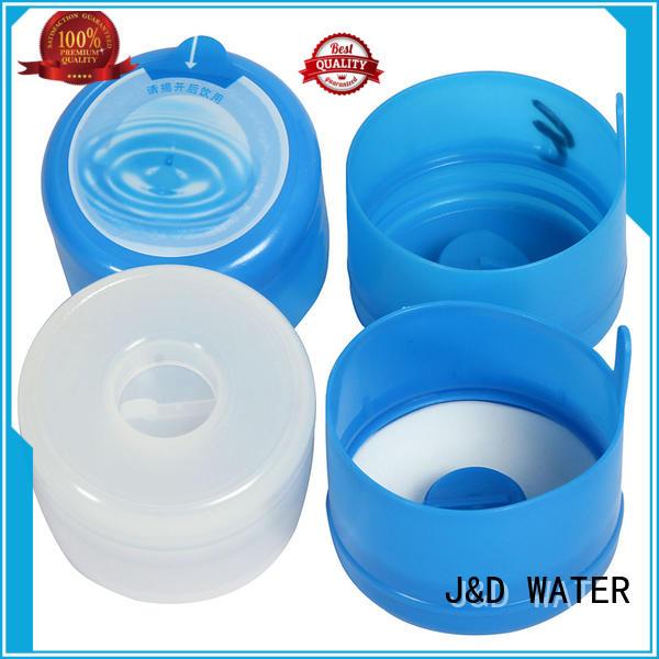 J&D WATER custom cap oem&odm