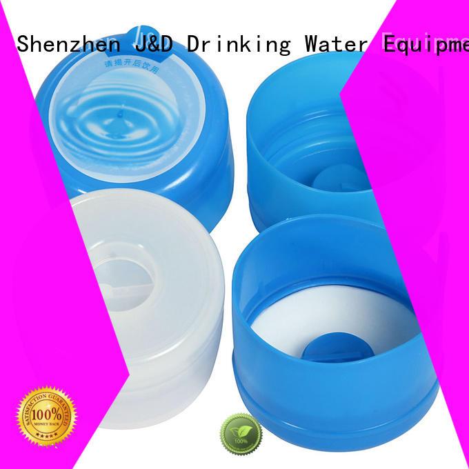 J&D WATER durable cap manufacturer oem&odm for bottle factory
