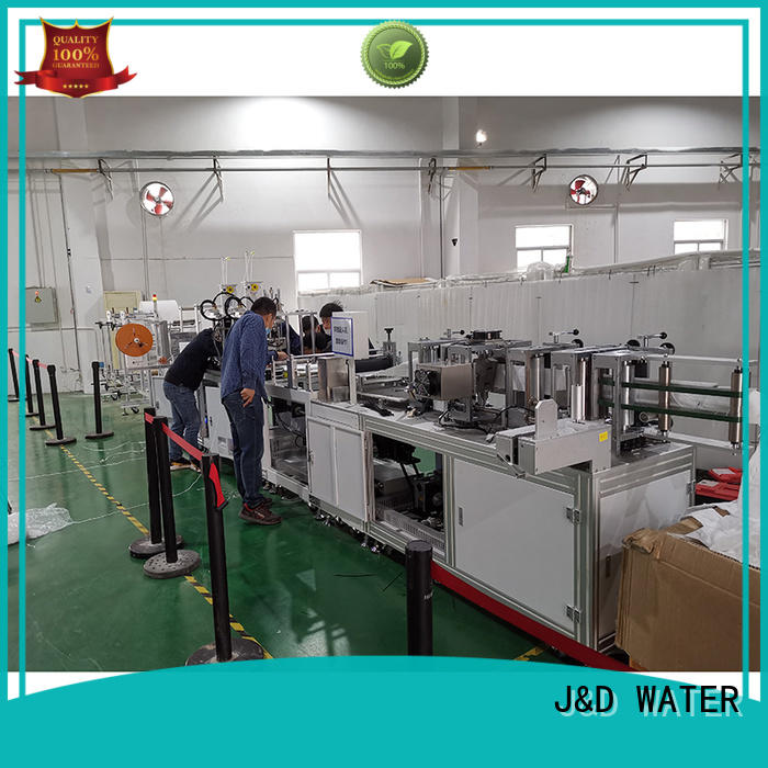 J&D WATER facial mask making machine professional customized