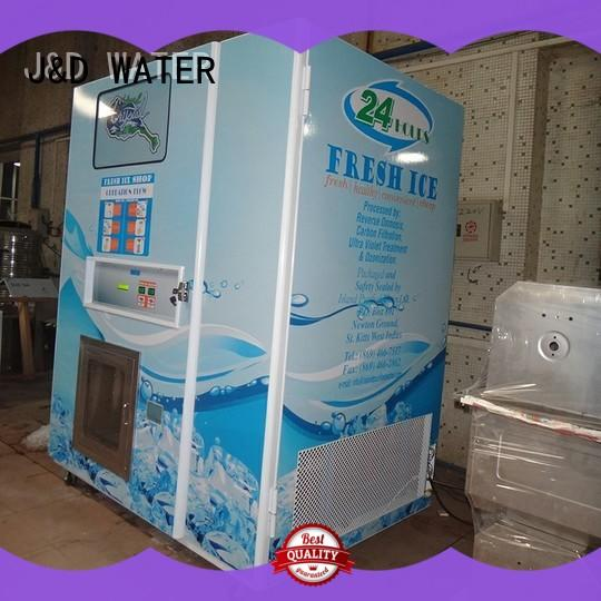 J&D WATER best vending machines hot sale easy operation