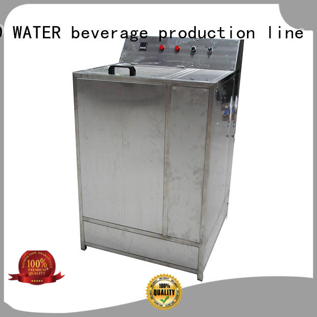 J&D WATER adjusted poweder filling machine stainless steel for mineral water