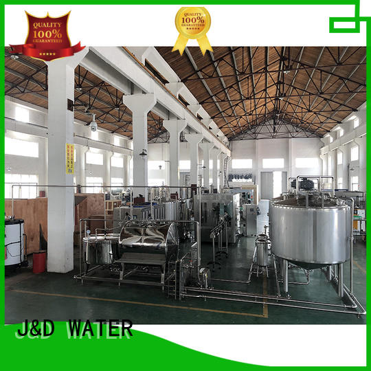 larger capacity mineral water machine complete function for juice