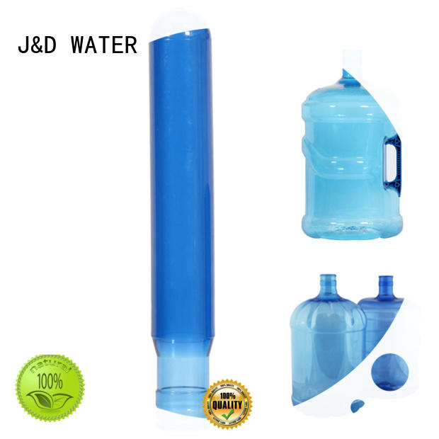 J&D WATER pet preforms factory direct supply free sample