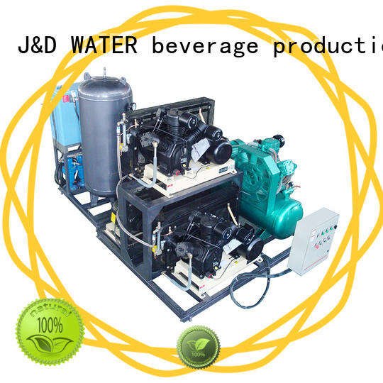 J&D WATER top-selling Air Comperssor favorable quality for sale