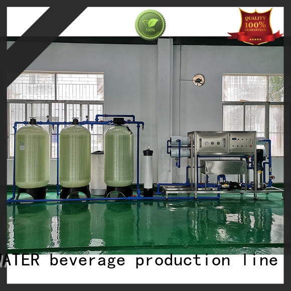 J&D WATER ro machine auto wash for water treatment