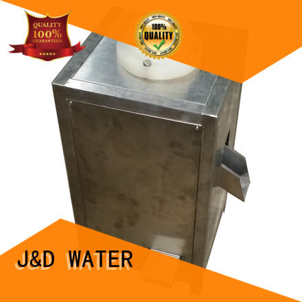 J&D WATER advanced technology 3 in 1 filling machine high automation for mineral water