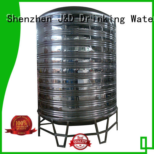 automatic water treatment systems J&D WATER