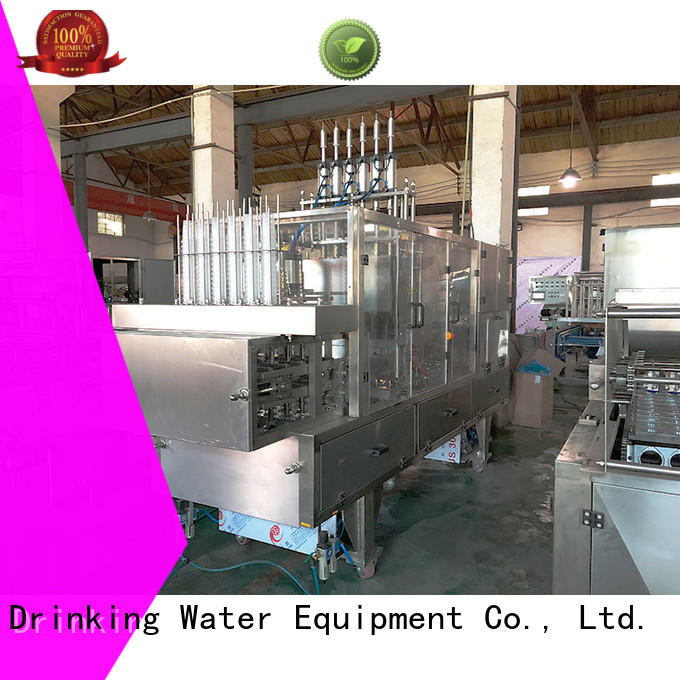 J&D WATER larger capacity cup filling machine stainless steel for hot infusion
