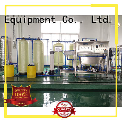 J&D WATER Customized water treatment machine purifier for food