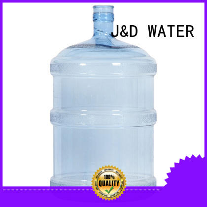 J&D WATER hot-sale bottle factory for beer packing