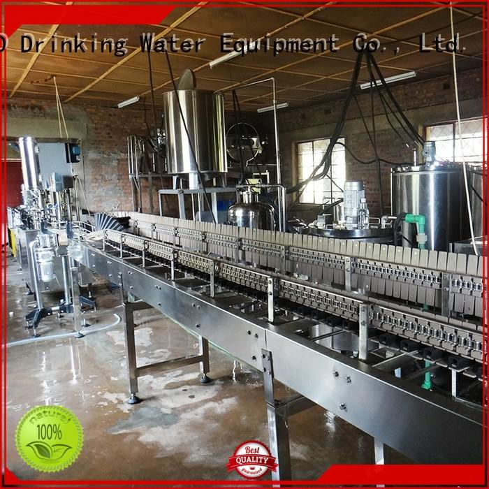 easy operation bottle capping machine convenient for Glass bottles