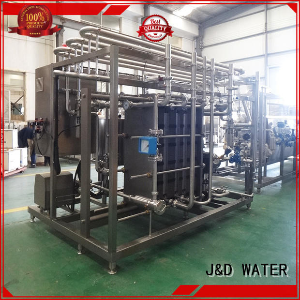 J&D WATER water treatment systems