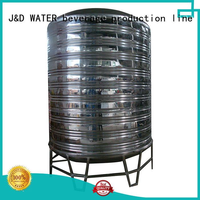 J&D WATER Homegenizer machine favorable quality oem&odm