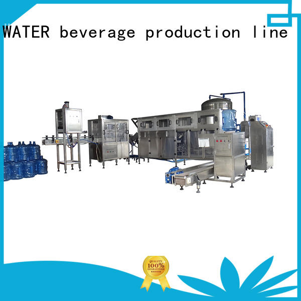 J&D WATER water plant environmental protection for beverage