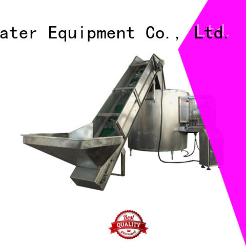 filler bottle sealing machine convenient for pure water J&D WATER