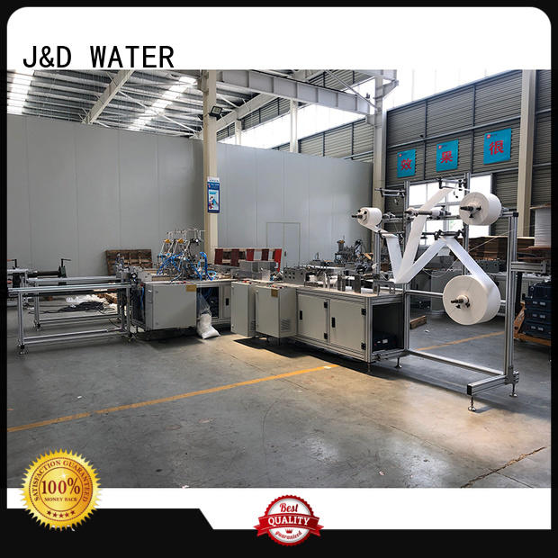 J&D WATER face mask machine factory direct supply for mask