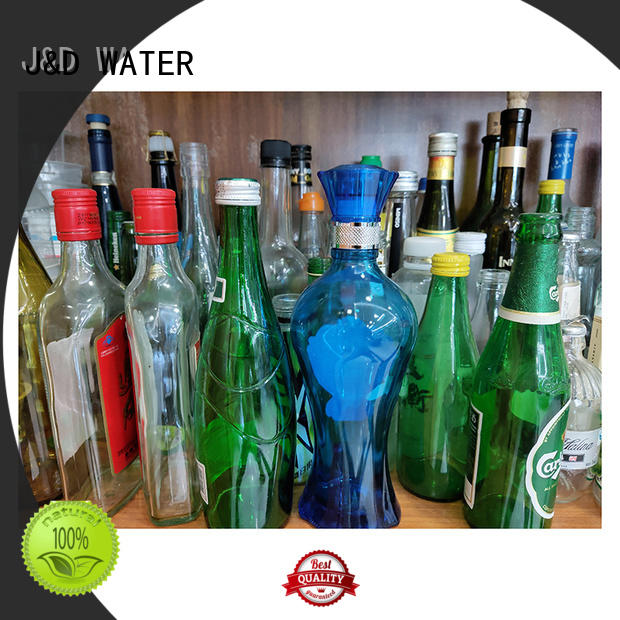 J&D WATER wholesale bottle top selling for beer packing