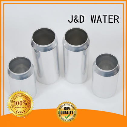 J&D WATER factory supply plastic can top brand for packing