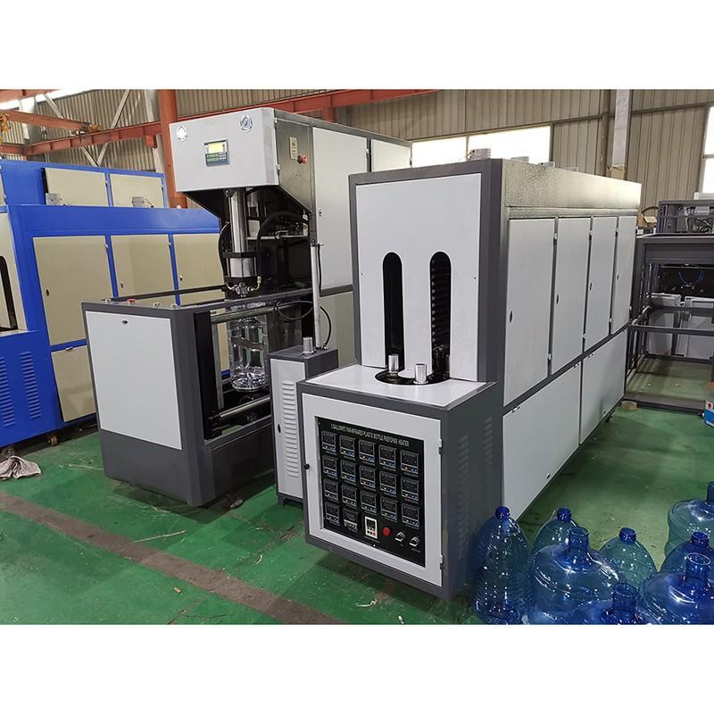 J&D WATER energy saving blow molding machines CE standard for plastic bottle-1