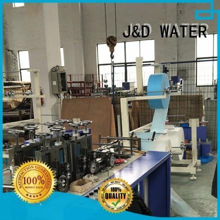 J&D WATER top brand mask making machine convenient wholesale price