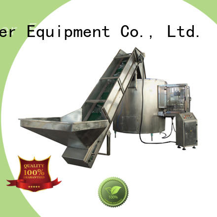 J&D WATER larger capacity filling machine manufacturer high automation for sauce