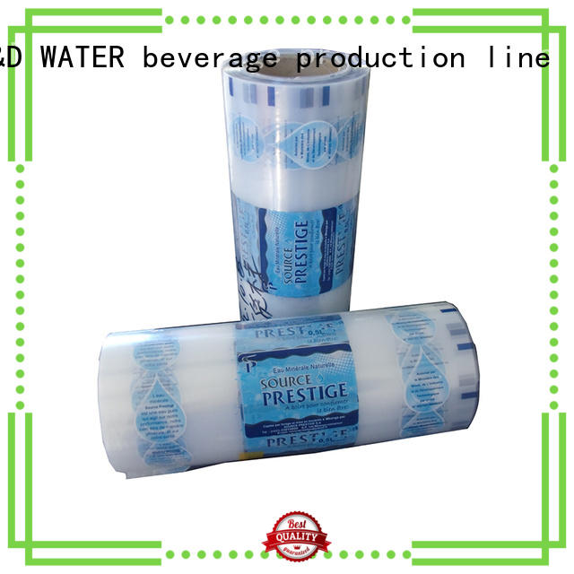 packing film top selling at sale J&D WATER