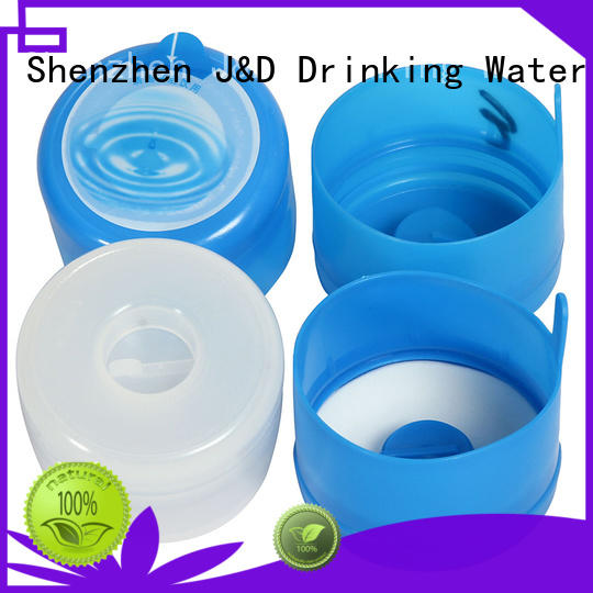 cap supply factory price for bottle factory J&D WATER