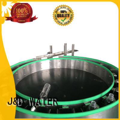 J&D WATER filling machine manufacturer stainless steel for sauce