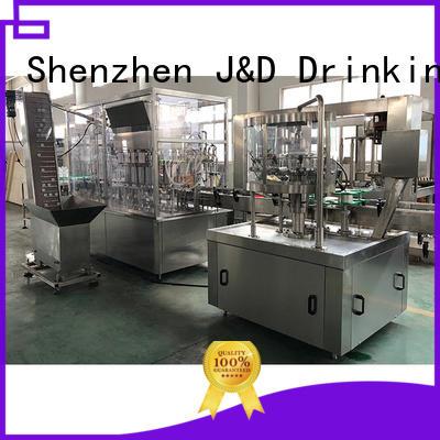 easy operation liquid packaging machine engineering for tea