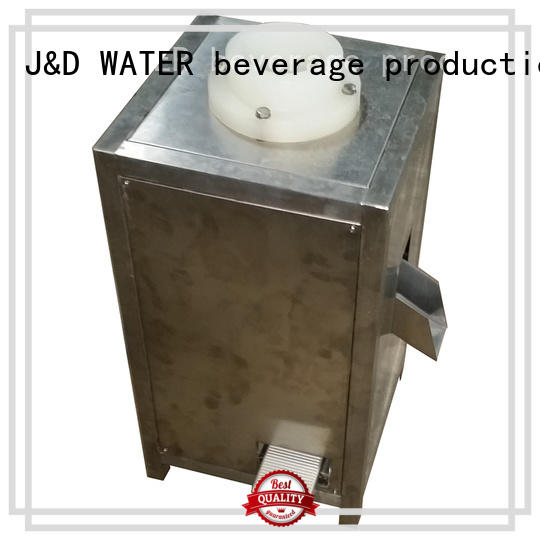 J&D WATER 3 in 1 filling machine complete function for juice
