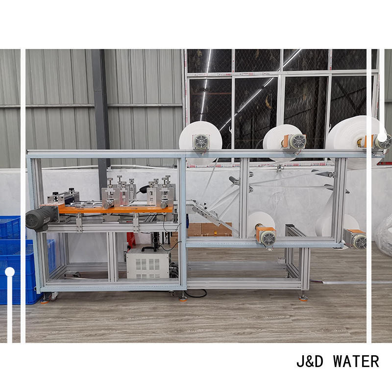 J&D WATER facial mask making machine oem&odm wholesale