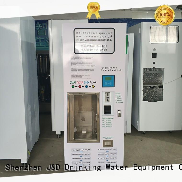 high quality unique vending machines hot sale fast installation