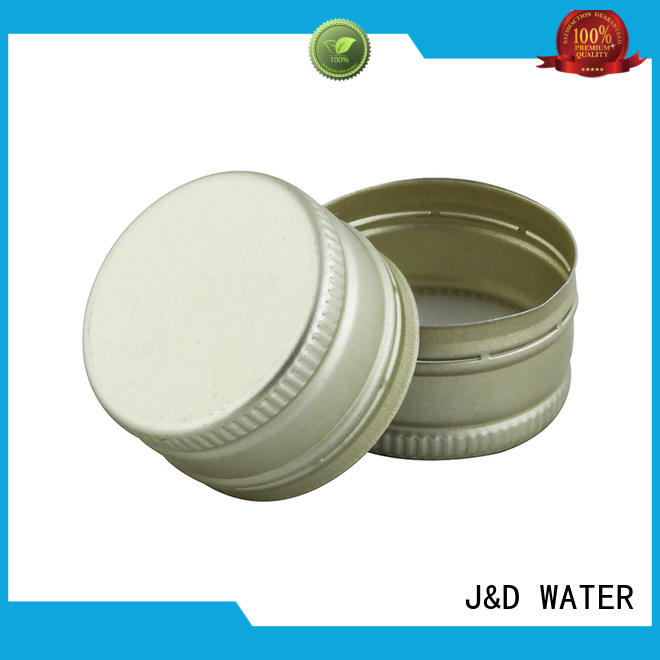 J&D WATER cap supply factory price for customization