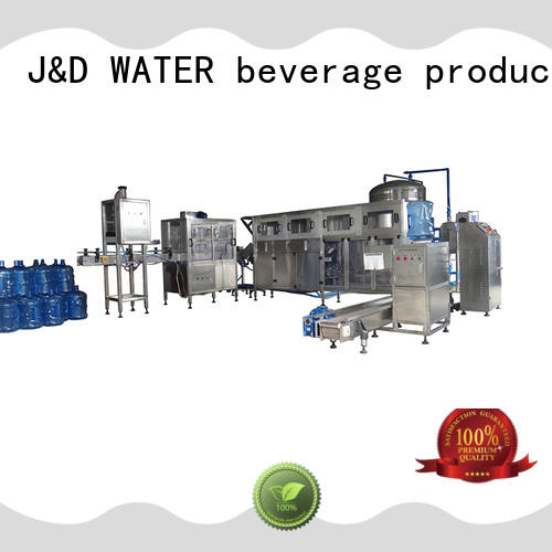 J&D WATER electronic water plant manufacturer