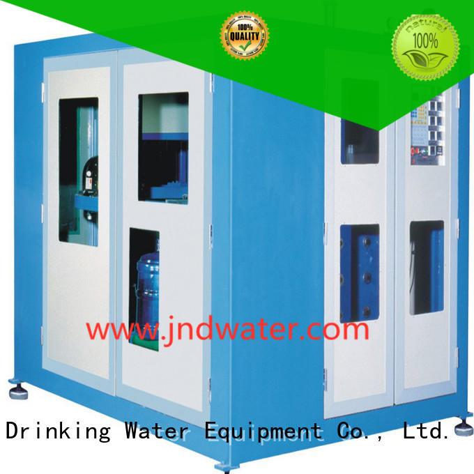 injection stretch blow molding machine moulding bottle Warranty J&D WATER