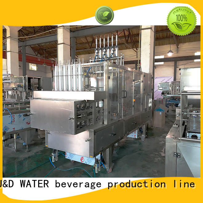 J&D WATER adjusted cup sealing machine high automation for cosmetic