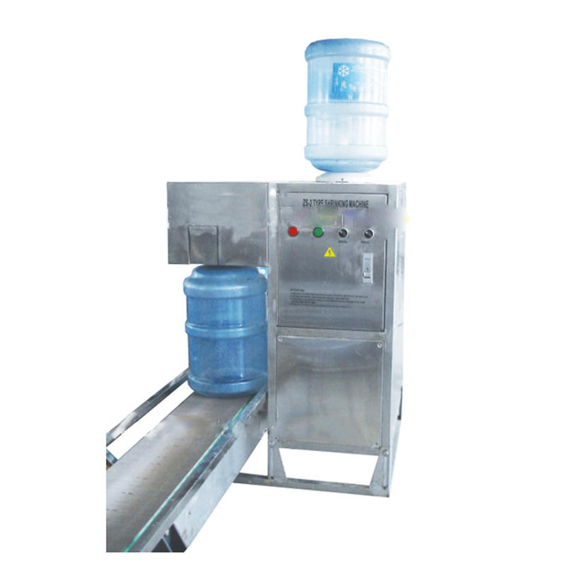 bottle packing machine automatic for milk J&D WATER-1