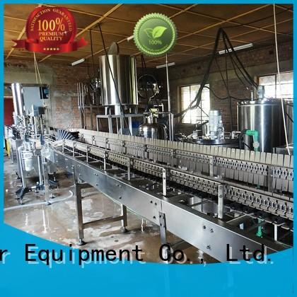 filler water bottling machine convenient for vinegar J&D WATER