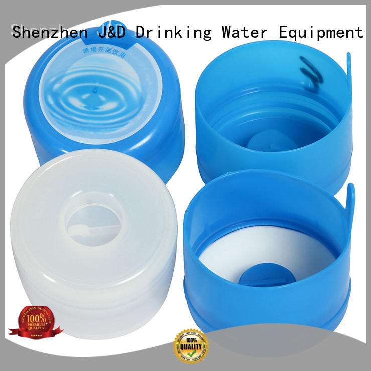 J&D WATER cap manufacturer factory price for bottle factory
