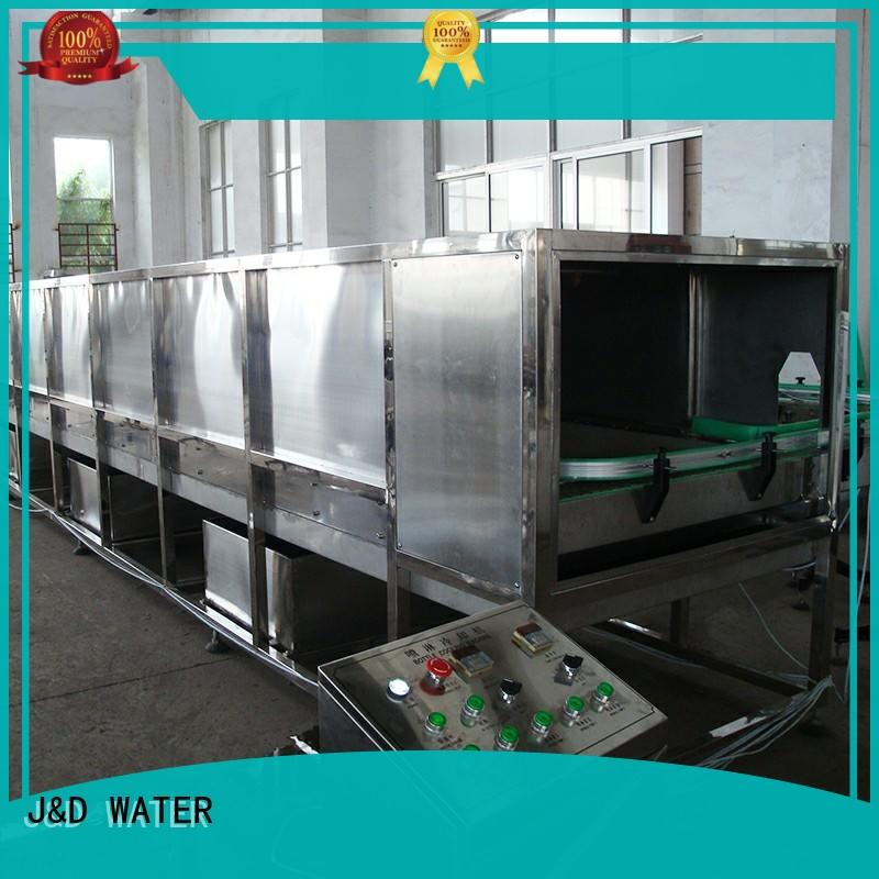 J&D WATER water bottling machine high accuracy for tea