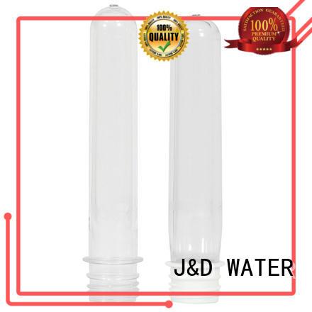 J&D WATER wholesale bottle preform oem&odm fast delivery