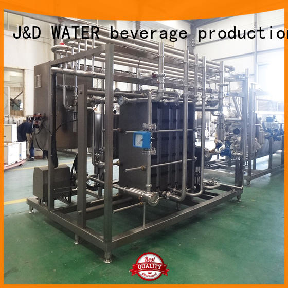 J&D WATER Homegenizer machine competitive price for customization