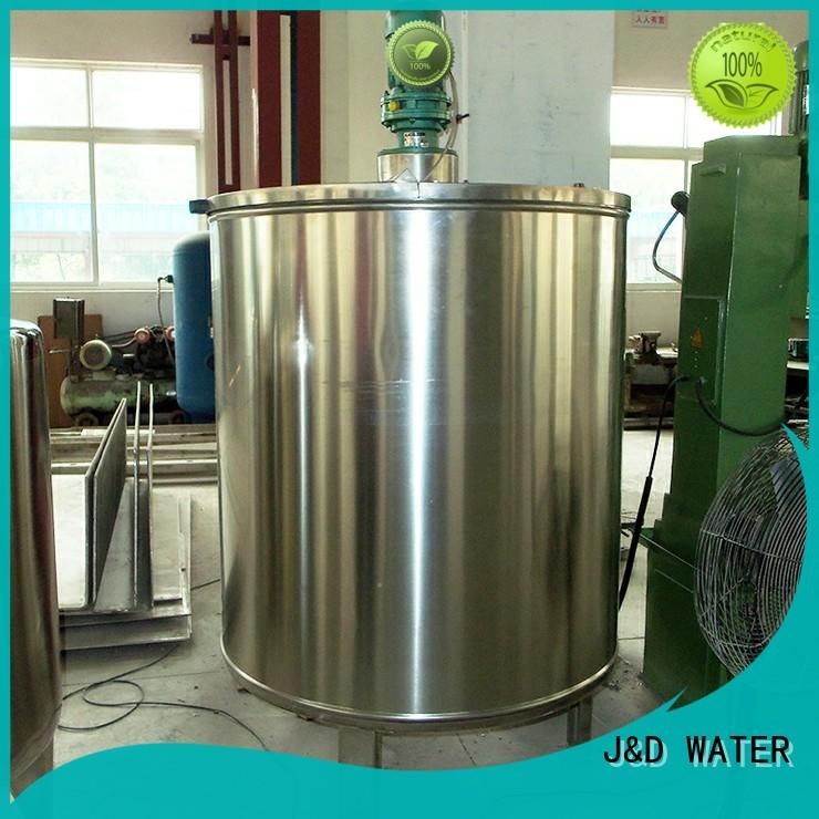 J&D WATER top-selling drinking Pasteurization System favorable quality for sale